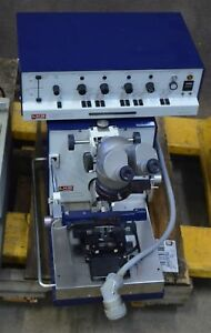 Lkb Ultra Microtome 2128 Ultramicrotome Cutting System W Control Unit