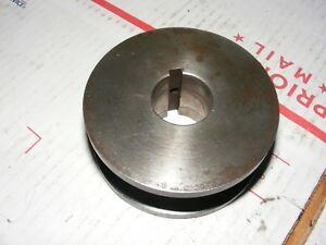 Delta Rockwell 11 Metal Lathe Motor Pulley 1 1 8 Bore