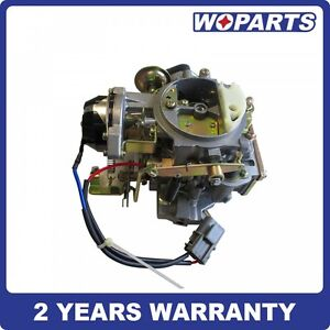 New Carburetor Fit For Nissan Z24 4 Cylinder Carb 16010 21g60
