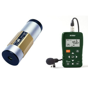 Extech Personal Noise Dosimeter And Usb Interface With Sound Calibrator