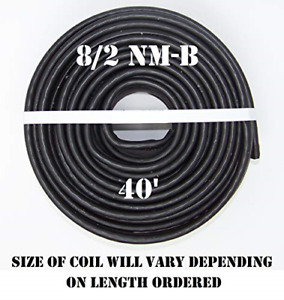 8 2 Nm b X 40 Southwire romex Electrical Cable