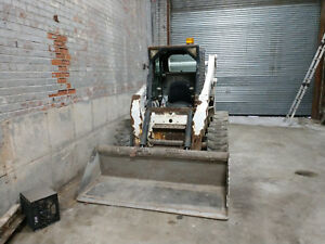2005 Bobcat S250 Skid Steer Loader Used With Some Cosmetic Imperfections