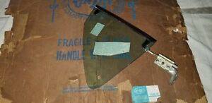 Nos 1969 1970 Mustang Mach 1 Rh Side Window Tinted