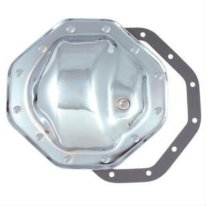 New Chrome 9 1 4 Differential Cover 9 25 Mopar Chrysler Dodge Plymouth W Gasket