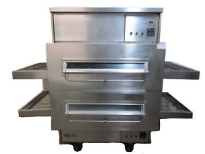 Middleby Marshall Ps360 Gas 32 Conveyor Oven Doublestack