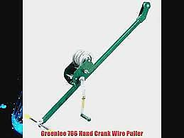 Greenlee Manual Wire Puller