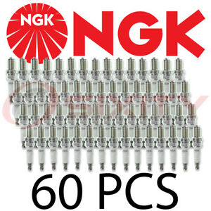 Ngk R5671a 10 5820 Racing Spark Plugs 60 Case V Power Nitrous Turbo Supercharged