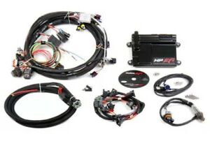 Holley 550 602 Hp Efi Ecu And Harness Kit Ls1 2 6 4 8 5 3 5 7 6 0 With 24x