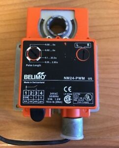 Belimo Nm24 pwm us Actuator Used