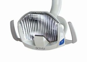 Dci Series 4 Dental Chair Led Lights 115v System Ceiling Post Track White Gray
