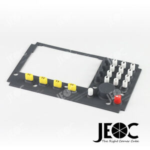 Keypad For Leica Ts02 Ts06 Ts09 Total Station Rubber Replacement Keyboard