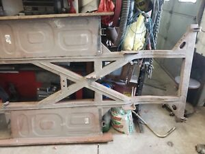 Austin Healey 3000 Restored Chassis