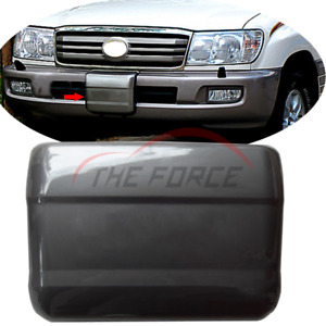 1pcs Front Bumper Winch Cover Trim For 98 07 Toyota Land Cruiser Lc100 4500 4700