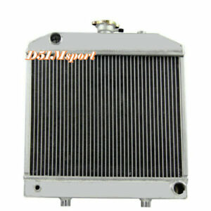 Oem Sba310100031 Fits Ford new Holland 1000 1500 1600 1700 Tractor Radiator