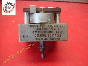 Wolf Airflow Afs 100e c Circulating Oven Timer Buzzer Assembly