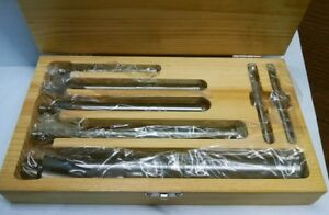 7pc 6 1 2 Counterbore Set new Jts 510 001