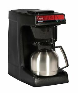 Cafejo Te116 Thermal Pour Over Coffee Maker And Pro Server With Pour Pitcher