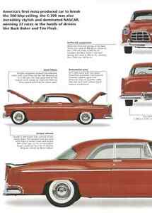 1955 Chrysler 300 Article Must See