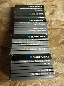 Rare Blaupunkt Stereo Car Parametric Sound Amplifier Amplifier Modules