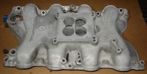 Offenhauser Offy 360 Dual Port Ford 429 460 Aluminum Intake Manifold 6060