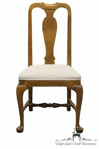 Ethan Allen Circa 1776 Country Queen Anne Side Dining Chair 18 6810