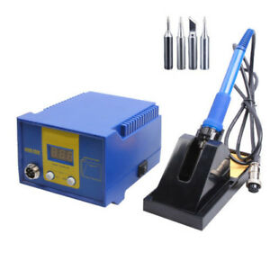 New Electric Iron Digital Thermostat Soldering Station Sbk936d 220v 480 60w