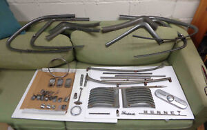 Vintage 1951 1954 Packard Henney Hearse Ambulance Parts Lot Rare