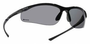 Bolle Safety Bolle Contour Scratch resistant Safety Glasses Gray Lens Color