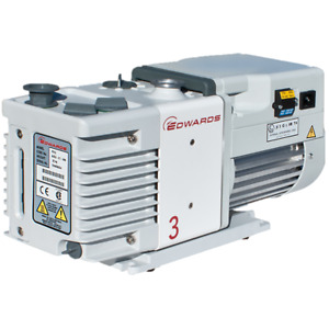 Edwards Rv3 Rotary Vane Vacuum Pump