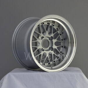4 Rota Wheel Kensei 15x8 4x114 3 0 Rs 3 5 Lip Last Set