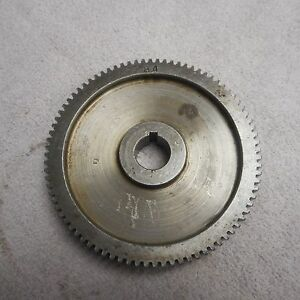 Barber Colman 3 Gear Hobber Change Gear 84 Teeth