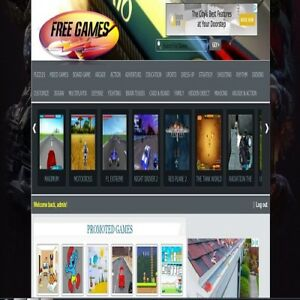 Automated Wordpress Games Website With 3 690 Games More Everyday Automatically