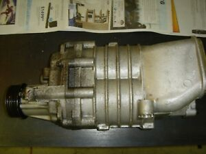 Mini Eaton M45 Supercharger For Hp Project Car