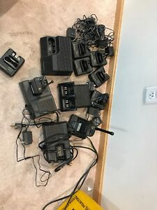 Motorola Ht Lot And Pajors Bought At Ham Radio Showas Is Untested