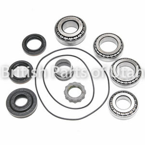 Land Rover Lr2 Rear Diff Differential Bearing Oil Seal Gasket Repair O Ring X4