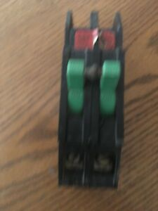Used Circuit Breaker Zinsco 100 Amp