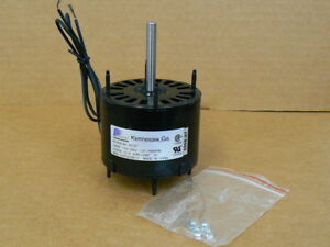 Packard 40127 Bathroom Vent Fan Motor