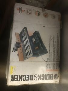 Black Decker Router Shaper New In Box Never Opened