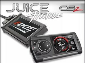 Edge 31601 Comp Juice W Attitude Cs2 Monitor Fits 2001 2002 Dodge Cummins 5 9l