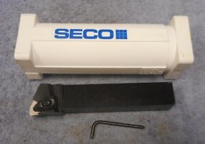 Seco Indexable Turning Tool Holder Dwlnr 16 4d