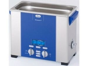 Elma P60h 1 5g Ultrasonic Cleaner Digital Control Dual Khz And Wire Basket