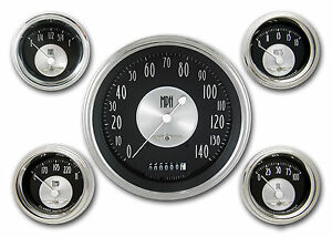 Classic Instruments 59 60 Impala El Camino Chevy Car Gauge Package Speedo At