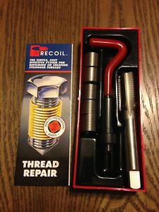 Recoil Helicoil Thread Repair Kit 35160 M16 2 5pcs