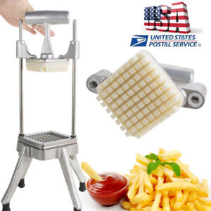 Durable 3 8 Vegetable Fruit Dicer Onion Tomato Slicer Fast Chopper Commercial
