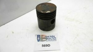 Piston For A 22 36 Mccormick Deering