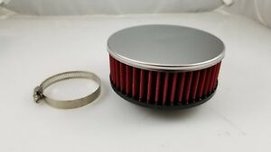 1936 1962 Chevy Truck Air Cleaner Filter Carter W1 Carburetor 1bbl 2 25 Neck