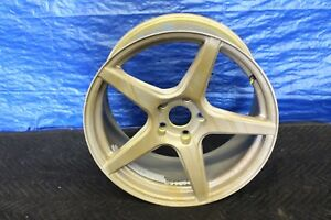 2002 2004 Acura Rsx Type S Aftermarket Wheel 18x8 75 35 Offset 5x114 3 1 2