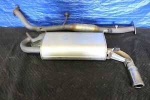 2005 05 Mazda Miata Mx 5 Turbo Oem Exhaust System Small Dent8 Local Pickup Only