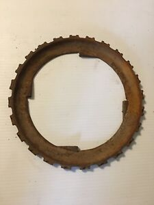 Massey Ferguson Two Row Planter 39 Plate D p0 D po 1864 5 16 Thick Used Rusty