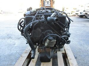 Toyota Engine Model 1uz fe as Pictured used Sold As is no Core Charge